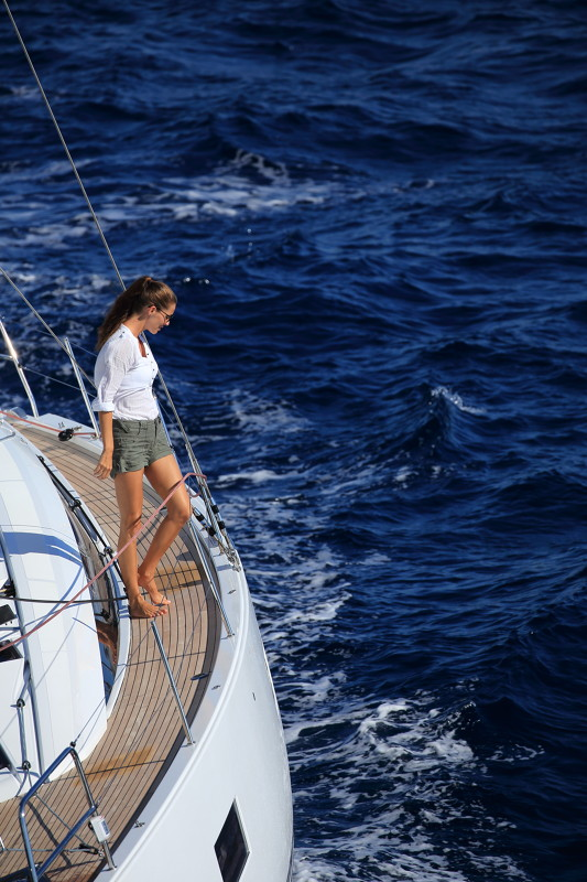 Jeanneau Yacht 51 for sale with Blackrock Yachting