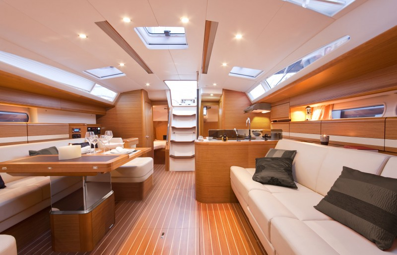 jeanneau yacht 53 for sale with blackrock yachting. Black Bedroom Furniture Sets. Home Design Ideas