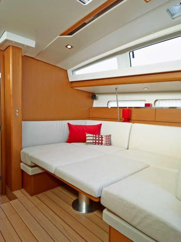 Jeanneau Sun Odyssey 41DS For Sale with Blackrock Yachting