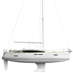Jeanneau Sun Odyssey DS Range For Sale with Blackrock Yachting