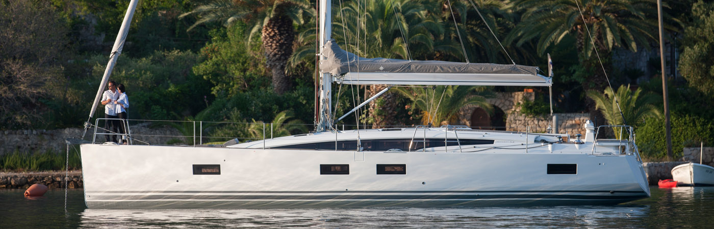 Jeanneau Yacht 54 for sale with Blackrock Yachting