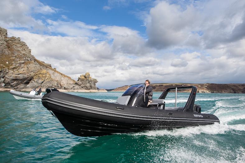 Blackrock Yachting now BRIG RIB Dealers!